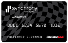 CARCARE credit card